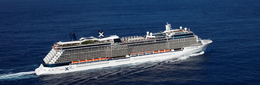 Photo du bateau de croisière Celebrity Eclipse