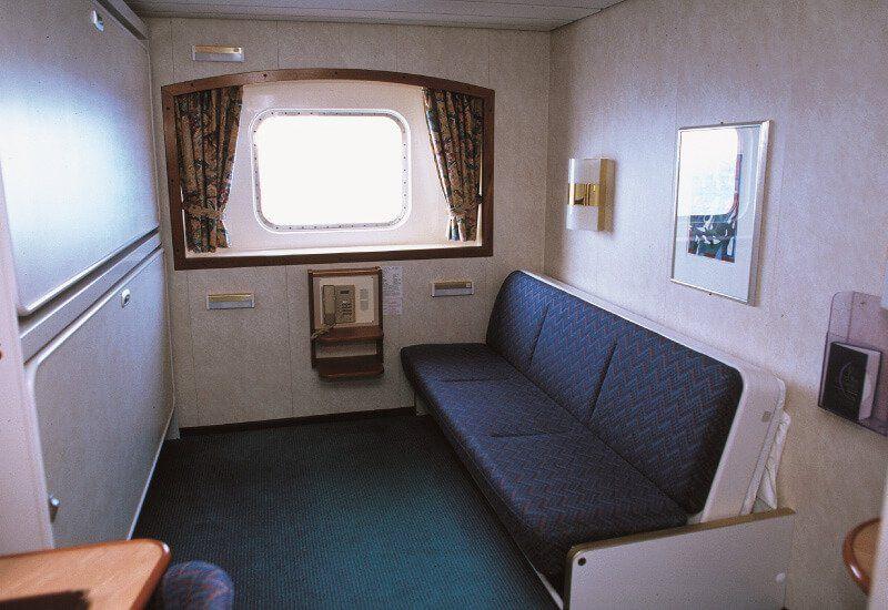 Ms nordlys croisi res avis cabines photos tarifs - Cabine douche exterieure ...