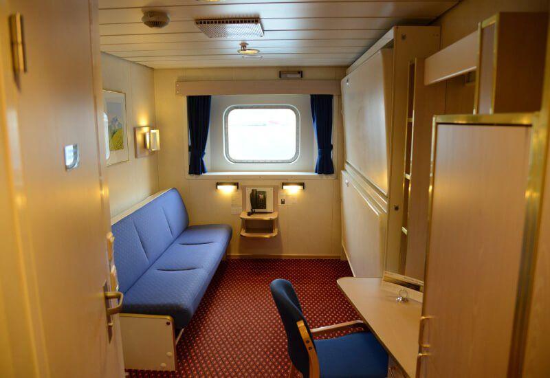 Ms richard with croisi res avis cabines photos tarifs 2018 2019 - Cabine douche exterieure ...