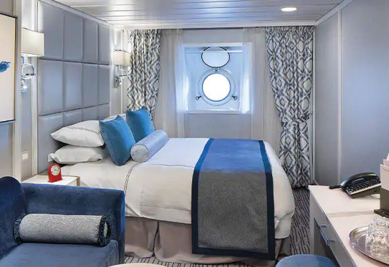 Cabine Extérieure du bateau de croisière Insignia