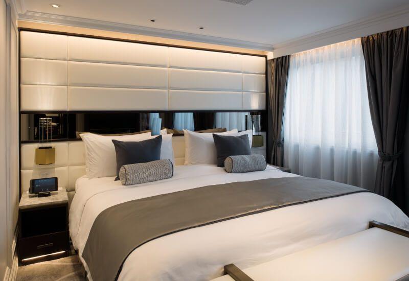 Owner's Suite du bateau de croisière Crystal Esprit