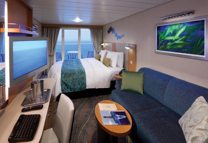 Cabine-balcon-Oasis-Of-the-Seas