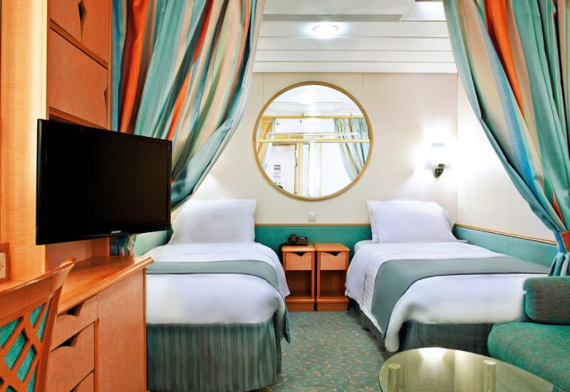 Cabine Intérieure du bateau de croisière Adventure of the Seas