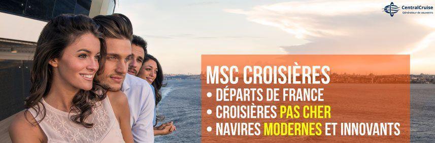 Photo du bateau de croisière MSC Grandiosa
