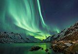 Observer les aurores boréales lors de votre croisière en Islande