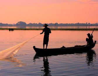 Croisière Irrawaddy