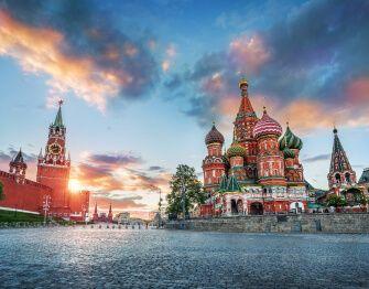 Croisière fluviale Russie