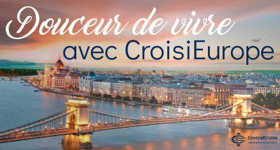 croisières CroisiEurope