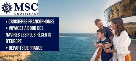 MSC Croisiere Vacances