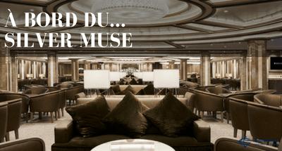 croisière de luxe silver muse