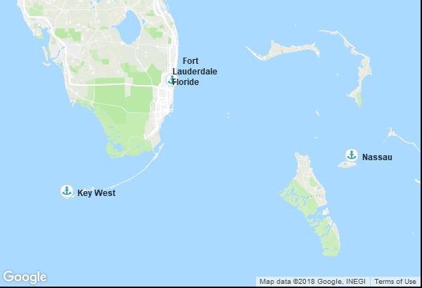 croisiere 1 jour fort lauderdale bahamas