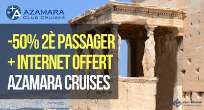 meilleures offres azamara cruises