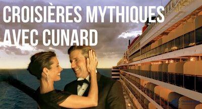 Croisières Cunard