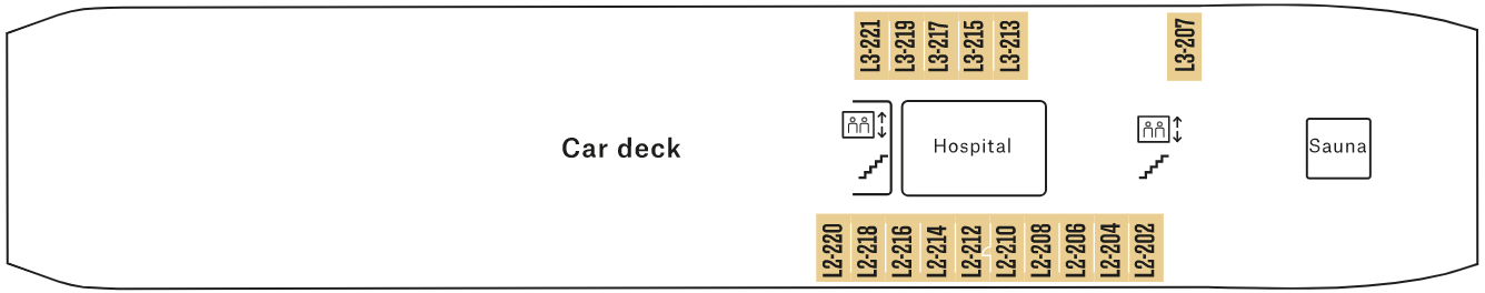 MS Nordkapp Pont 2