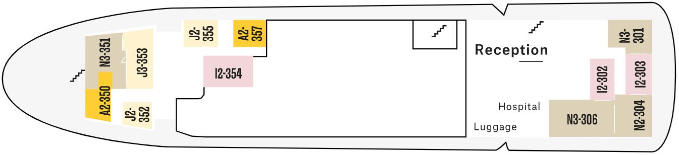 MS Nordstjernen Pont c