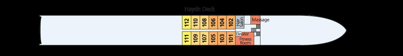 Amadeus Diamond Pont 1- Haydn Deck