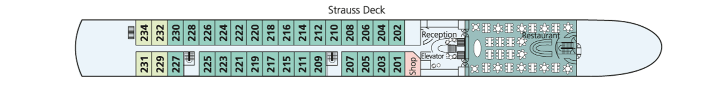 Amadeus Diamond pont2 -Strauss Deck