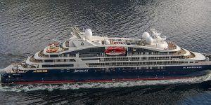 Nouveau navire Laperouse