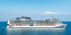 Le nouveau bateau MSC Virtuosa est à découvrir lors d'une croisière MSC