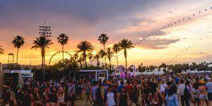 Le festival de Coachella lors de votre croisière pour faire la fête