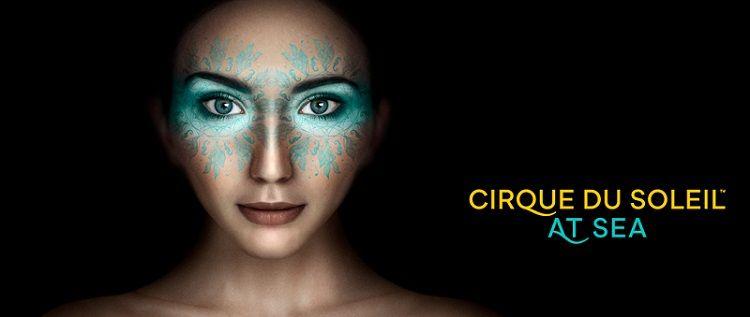 Le cirque du soleil at sea, un des plus beaux spectacles en croisière à découvrir