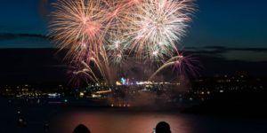 Admirez les nombreux feux d'artifice lors de vos escales durant votre croisière nouvel an 2020 !