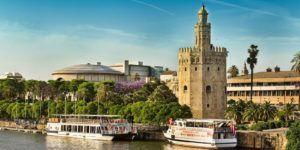 Découvrez la ville de Séville lors de votre croisière en Andalousie !