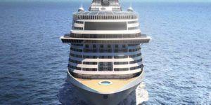 embarquez à bord du MSC Grandiosa, l'un des nouveaux navires écologiques MSC