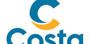 Nouveau logo de la compagnie Costa Croisières